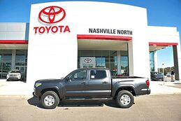 2020 Toyota Tacoma 4WD SR Double Cab 5' Bed V6 AT (Natl)