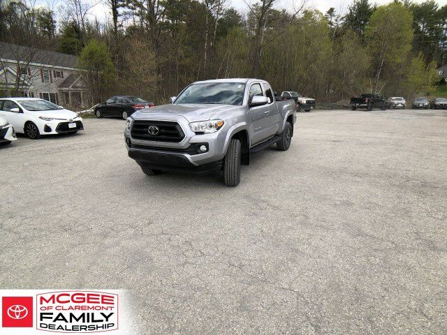2020 Toyota Tacoma 4WD SR5 Claremont NH