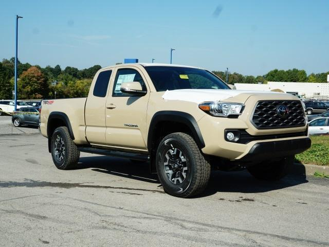 2020 Toyota Tacoma 4WD TRD Off Road Access Cab 6' Bed V6 A Cranberry Twp PA