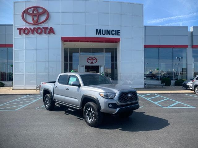 2020 Toyota Tacoma 4WD TRD Off Road Double Cab 5' Bed V6 A Muncie IN