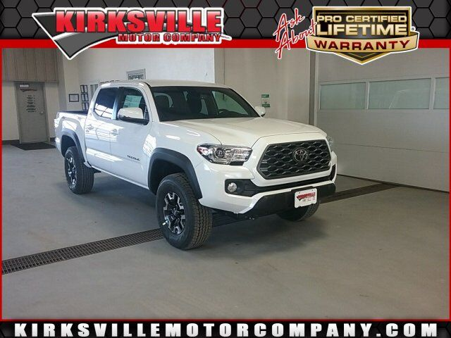 2020 Toyota Tacoma 4WD TRD Off Road Double Cab 5' Bed V6 AT Kirksville MO