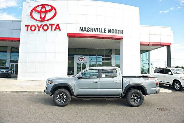 2020 Toyota Tacoma 4WD TRD Off Road Double Cab 5' Bed V6 AT Nashville TN
