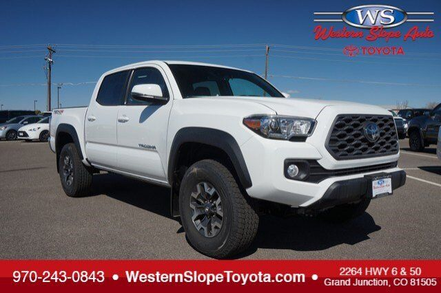 2020 Toyota Tacoma 4WD TRD Off Road Grand Junction CO