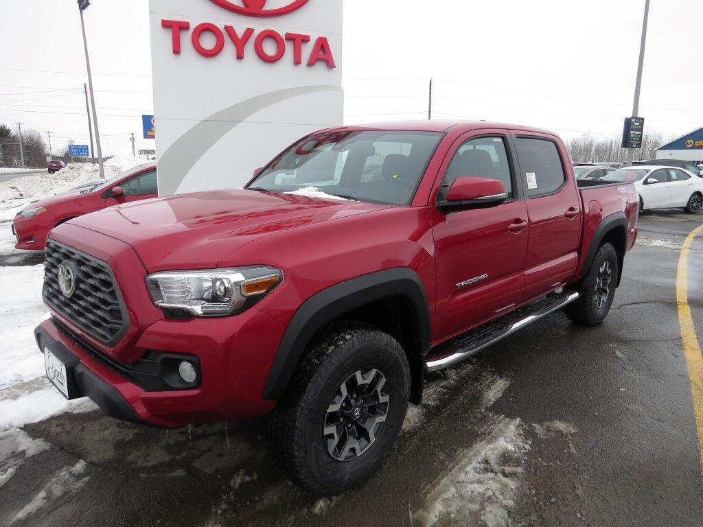 2020 Toyota Tacoma 4WD TRD Off Road Houlton ME