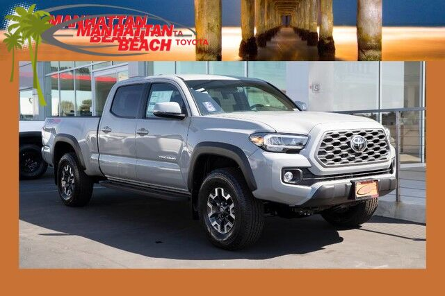 2020 Toyota Tacoma 4WD TRD Off Road Manhattan Beach CA