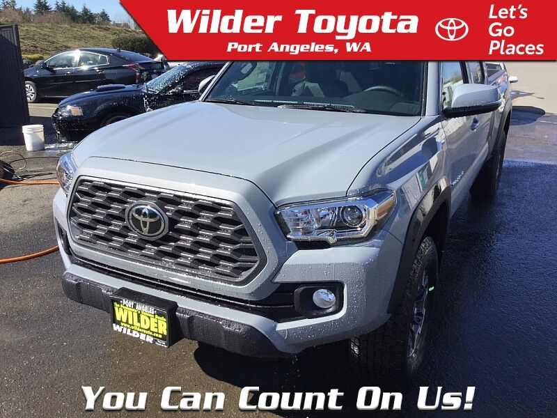 2020 Toyota Tacoma 4WD TRD Off Road Port Angeles WA