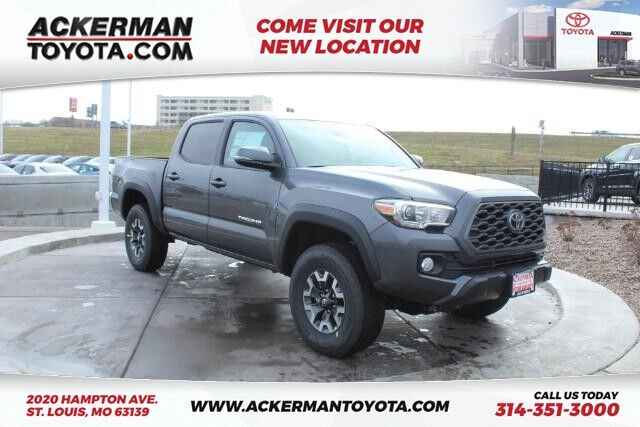 2020 Toyota Tacoma 4WD TRD Off Road St. Louis MO