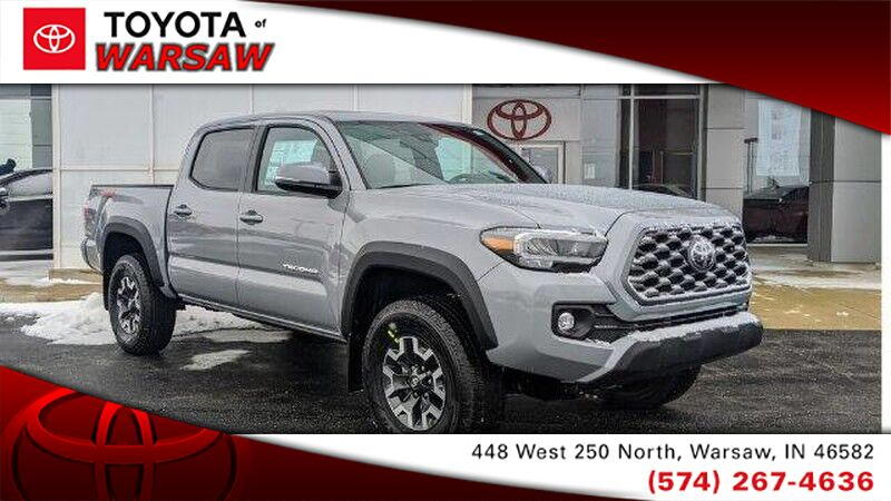 2020 Toyota Tacoma 4WD TRD Off Road Warsaw IN