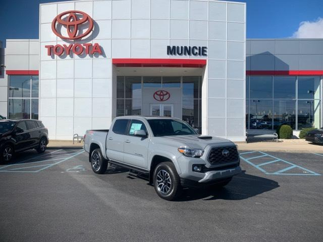 2020 Toyota Tacoma 4WD TRD Sport Double Cab 5' Bed V6 AT Muncie IN