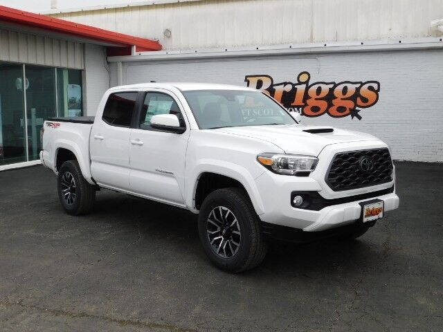 2020 Toyota Tacoma 4WD TRD Sport Double Cab 5' Bed V6 Fort Scott KS