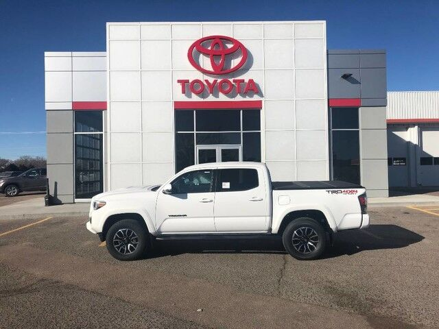 2020 Toyota Tacoma 4WD TRD Sport  Double Cab North Platte NE