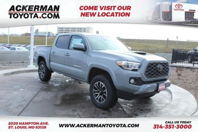 2020 Toyota Tacoma 4WD TRD Sport St. Louis MO