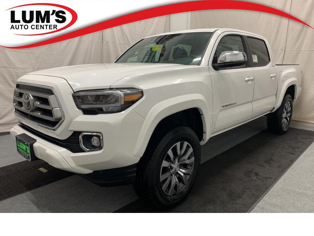 2020 Toyota Tacoma Limited Double Cab 4WD Warrenton OR