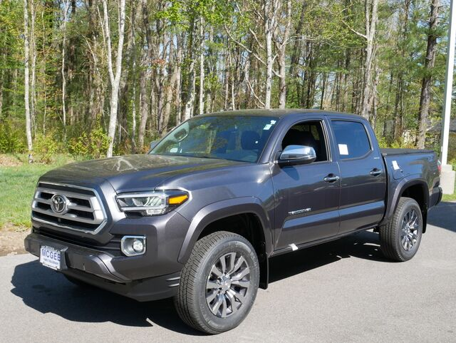 2020 Toyota Tacoma Limited Double Cab 5' Bed V6 AT Hanover MA