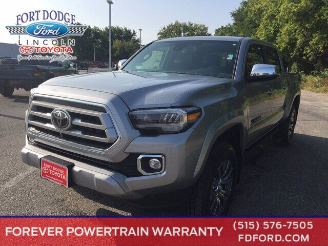 2020 Toyota Tacoma Limited Fort Dodge IA