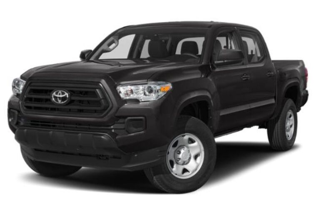 2020 Toyota Tacoma SR Double Cab Vacaville CA