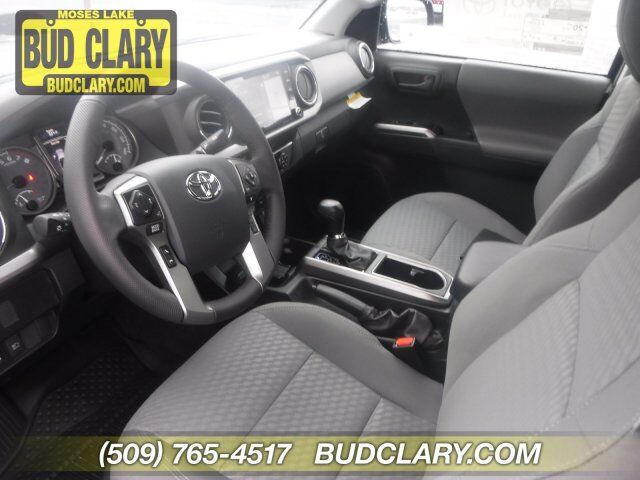 2020 Toyota Tacoma SR5 Double Cab 5' Bed V6 AT Moses Lake WA