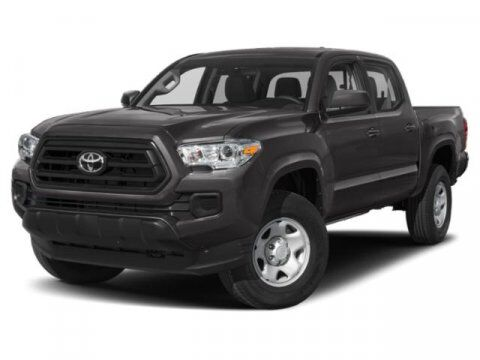 2020 Toyota Tacoma SR5 Double Cab 5' Bed V6 AT Ridgecrest CA