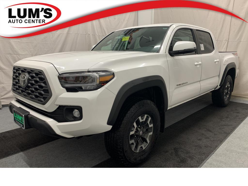 2020 Toyota Tacoma TRD Off Road Double Cab 4WD Warrenton OR