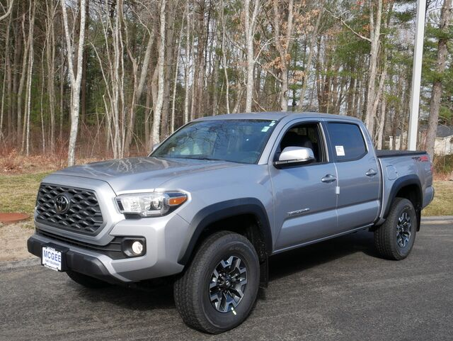 2020 Toyota Tacoma TRD Off Road Double Cab 5' Bed V6 A Hanover MA