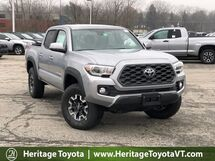 2020 Toyota Tacoma TRD Off-Road Double Cab 5' Bed V6 AT South Burlington VT