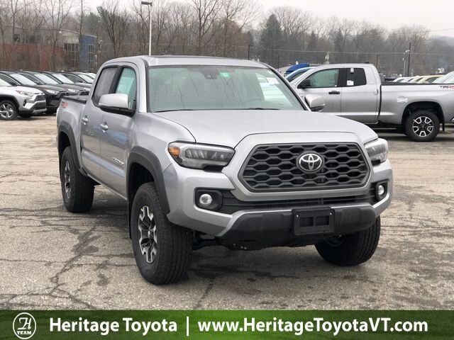 2020 Toyota Tacoma Trd Off Road Double Cab 5 Bed V6 Mt