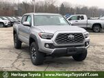 2020 Toyota Tacoma TRD Off-Road Double Cab 5' Bed V6 MT
