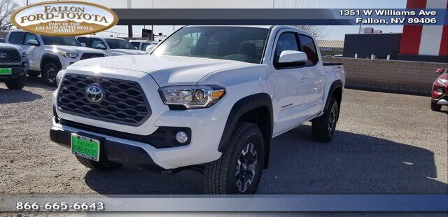 2020 Toyota Tacoma TRD Off Road V6 Fallon NV