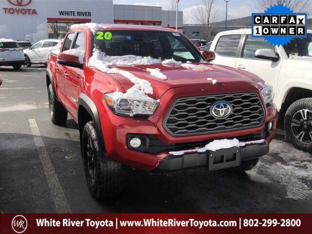 2020 Toyota Tacoma TRD Off-Road White River Junction VT