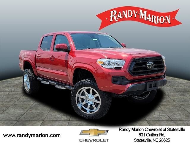 2020 Toyota Tacoma TRD Offroad LIFTED  NC