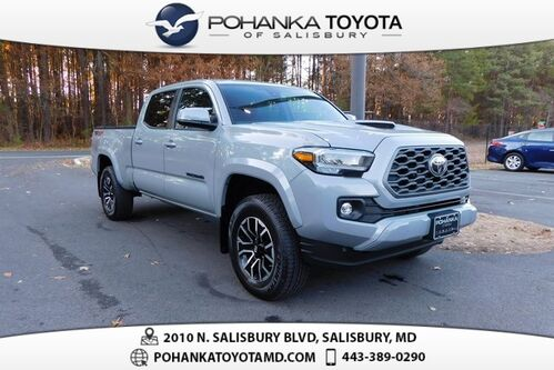 2020_Toyota_Tacoma_TRD Offroad V6 CERTIFIED LONG BED_ Salisbury MD