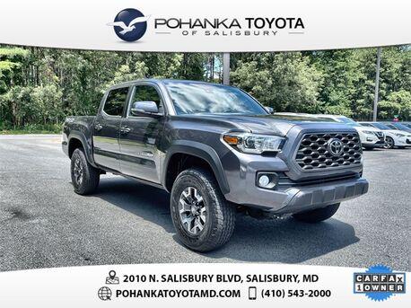 2020_Toyota_Tacoma_TRD Offroad V6_ Salisbury MD