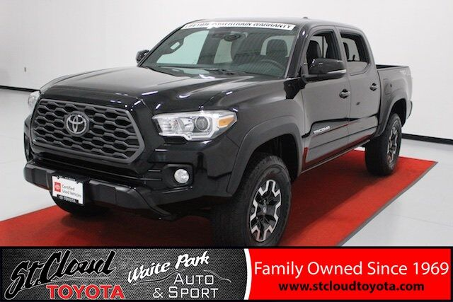 2020 Toyota Tacoma TRD Offroad Waite Park MN