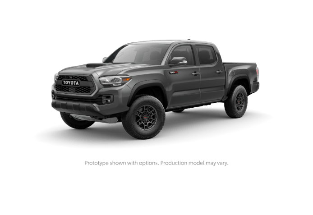2020 Toyota Tacoma TRD Pro Double Cab Vacaville CA
