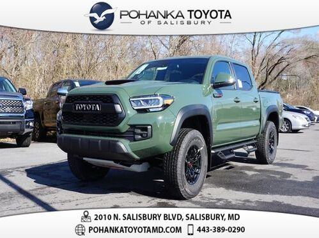 2020_Toyota_Tacoma_TRD Pro V6_ Salisbury MD