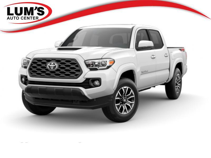 2020 Toyota Tacoma TRD Sport Double Cab 4WD Warrenton OR