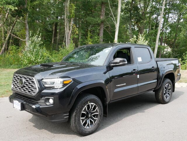 2020 Toyota Tacoma TRD Sport Double Cab 5' Bed V6 AT Hanover MA