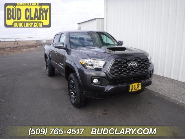 2020 Toyota Tacoma TRD Sport Double Cab 5' Bed V6 AT Moses Lake WA