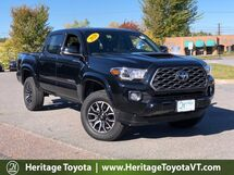 2020 Toyota Tacoma TRD Sport Double Cab 5' Bed V6 AT South Burlington VT