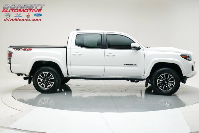 2020 Toyota Tacoma TRD Sport Double Cab 5' Bed V6 AT Terre Haute IN