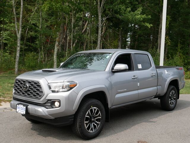 2020 Toyota Tacoma TRD Sport Double Cab 6' Bed V6 AT Hanover MA