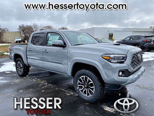 2020 Toyota Tacoma TRD Sport Janesville WI