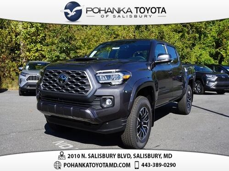 2020_Toyota_Tacoma_TRD Sport V6_ Salisbury MD