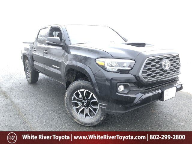 2020 Toyota Tacoma TRD Sport White River Junction VT