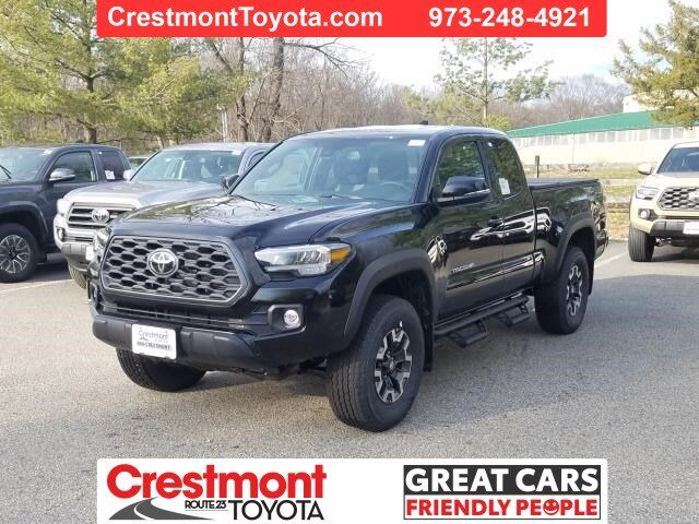 2020 Toyota Tacoma Truck TRD Off Road Access Cab 6' Bed V6 AT Pompton Plains NJ