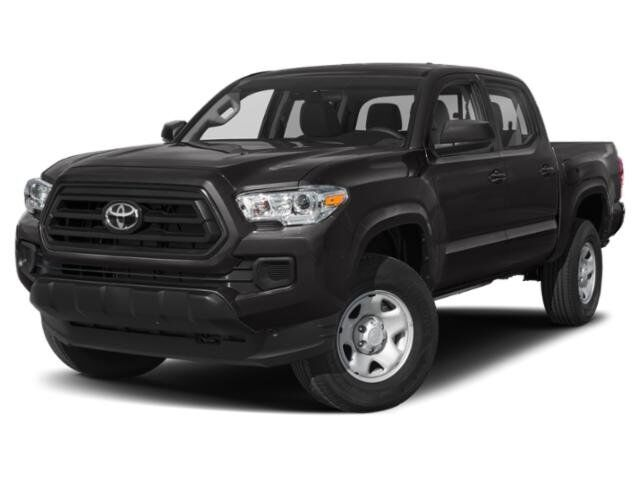 2020 Toyota Tacoma Truck TRD Off Road Double Cab 5' Bed V6 AT Pickup