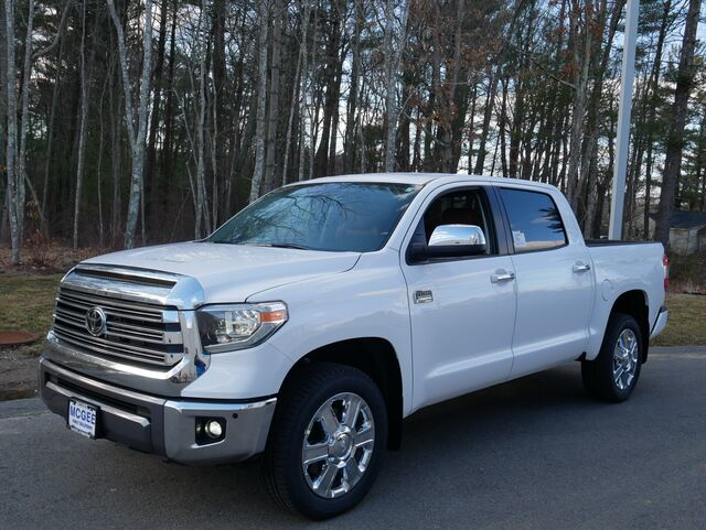 2020 Toyota Tundra 1794 Edition CrewMax 5.5' Bed 5.7L Hanover MA