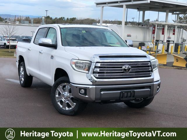 2020 Toyota Tundra 1794 Edition CrewMax 5.5' Bed 5.7L South Burlington VT