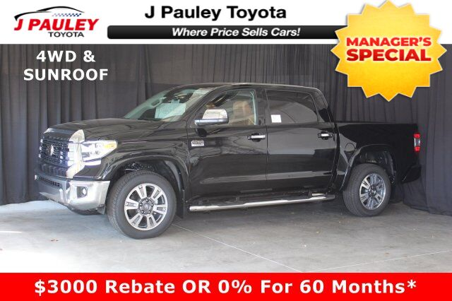 2020 Toyota Tundra 1794 Edition Fort Smith AR