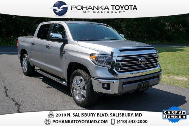 2020 Toyota Tundra 1794 Salisbury MD